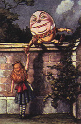 illustration de Sir John Tenniel